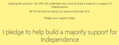 campaign pledge